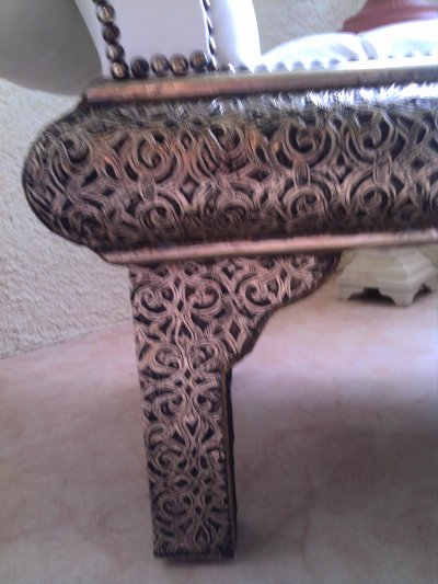Canap cuir style orientale moderne blog de deco eclat for Canape a l orientale