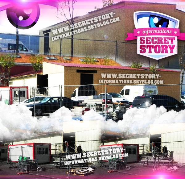 Secret Story 7: Suite de la construction !